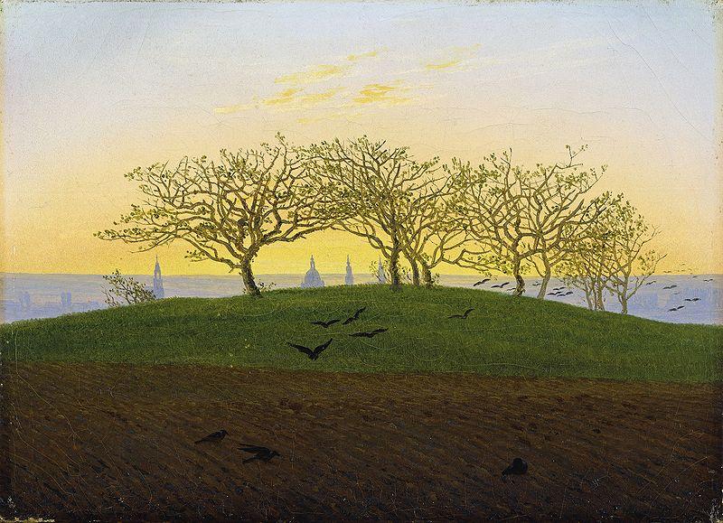 File:Hill and Ploughed Field near Dresden by Caspar David Friedrich.jpg