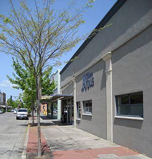 The Hillsboro Argus - Image: Hillsboro Argus building