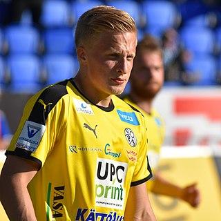 Hindrek Ojamaa Estonian association football player