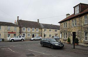 Hinton Charterhouse - Image: Hinton Charterhouse