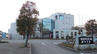 Hirono, Iwate Town in Tōhoku, Japan