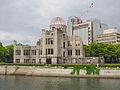 Hiroshima Peace Memorial (Genbaku Dome) (15114280886).jpg