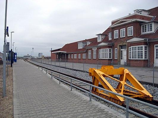 Hirtshals station