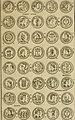 Historia Byzantina duplici commentario illustrata - prior, Familias ac stemmata imperatorum constantinopolianorum, cum eorundem augustorum nomismatibus, and aliquot iconibus - praeterea familias (14581084958).jpg