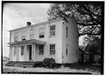 Historic American Buildings Survey, 1934. - Amos T. Cook House, Lafayette, Yamhill County, OR HABS ORE,36-LAFA.V,1-1.tif