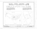 Historic Zone, Block Study, Calle de las Cruz,Sol,Luna and San Jose, San Juan, San Juan Municipio, PR HABS PR,7-SAJU,42- (sheet 1 of 12).png