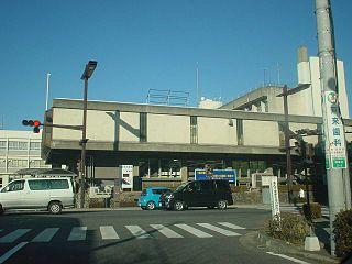 Hitachi, Ibaraki City in Kantō, Japan