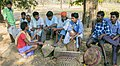 Ho men and boys at in Keshpada, Mayurbhanj district, Odisha, India.jpg