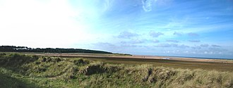 Holkham - Over the dunes at Holkham