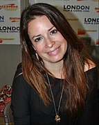 Holly Marie Combs en 2012.
