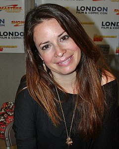 Holly Marie Combs, 2012.