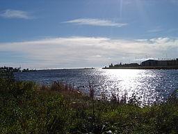 Vy fra Holmsund