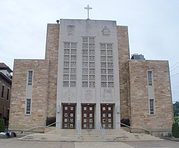 Holy Name Cathedral (Steubenville, Ohio) 2012-07-13.JPG