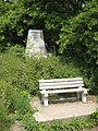 Homeguard monument on Pennance Point - geograph.org.uk - 826790.jpg
