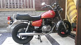 Honda Cm250c Wikipedia