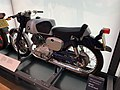 Honda motorcycle, National Museum of Scotland pic2.JPG