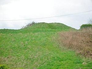 Tarbolton - Hood's Hill or Tarbolton Motte.
