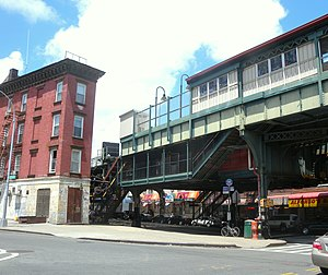 Hewes Street (BMT Jamaica Line)