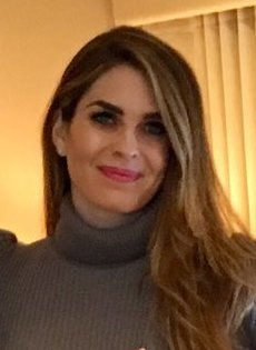 Hope Hicks November 2017