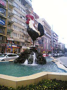 Denizli chicken - Wikipedia