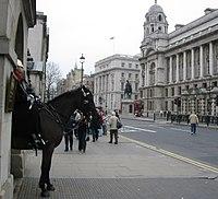 Horse guard Whitehall London.jpg
