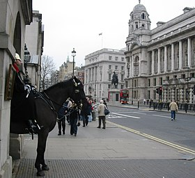 Horse guard Whitehall London.jpg