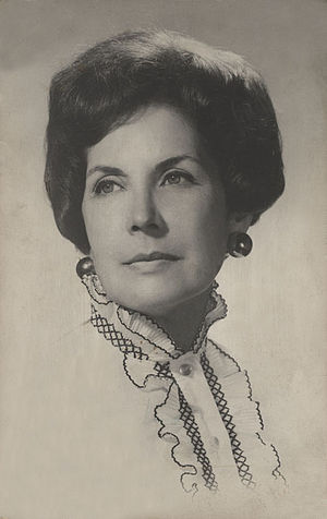 Hortensia Bussi - Bussi in 1970