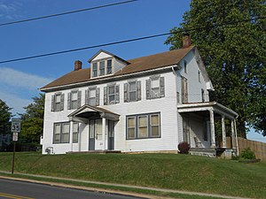 Yorkana, Pennsylvania - Image: House in Yorkana, York County, Pennsylvania 02