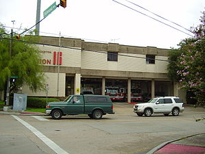 Neartown Houston - Fire Station 16