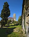 Howden Minster churchyard - geograph.org.uk - 1266099.jpg