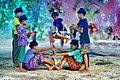 Hpan Khoun, the Jumping Game, Ye Myat Tun, Discover Myanmar.jpg