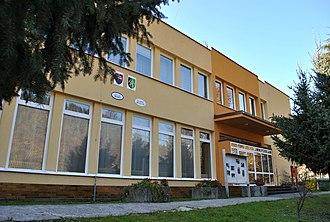 Hronec - Municipal office