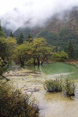 黄龍風景区の画像 p1_9