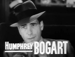 The Burns Cage - The character Jack Deforest is based on Humphrey Bogart, and the episode makes references to several of his films, most visibly Casablanca.