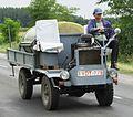 Hungary slow vehicle with slow vehicle lisence plate.JPG