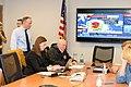 Hurricane Joaquin press conference at MEMA (21896670651).jpg
