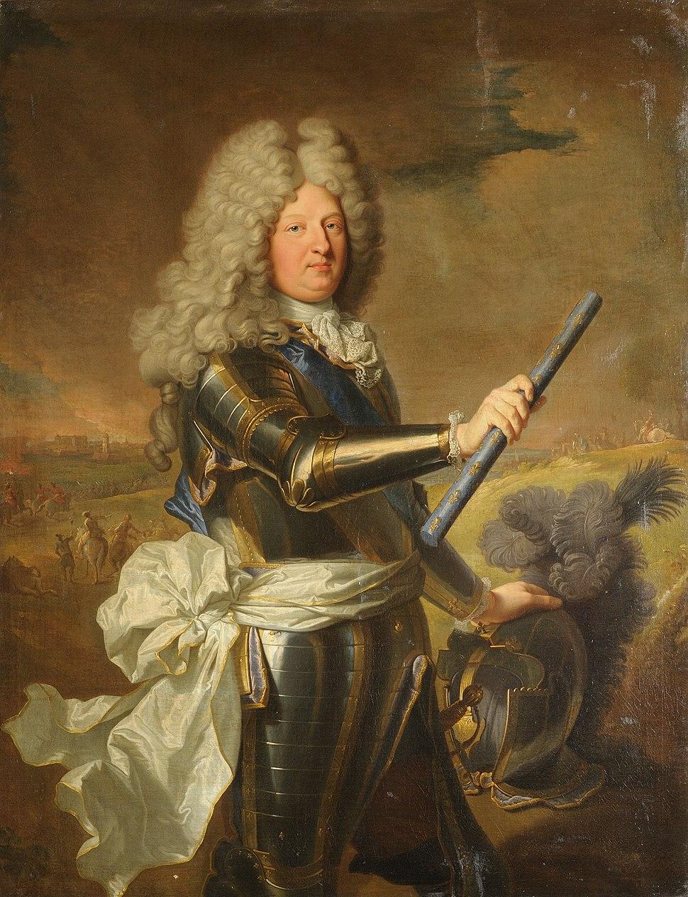 Hyacinthe Rigaud - Louis de France, Dauphin (1661-1711), dit le Grand Dauphin - Google Art Project