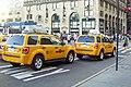 Hybrid taxi NYC 07 2010 Escape 9782.JPG