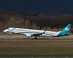 I-ADJL Embraer ERJ-195AR E190 - DLA (16254255961).jpg