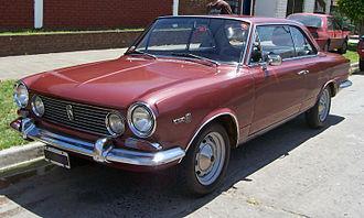 IKA-Renault Torino - IKA Torino 380 coupé (1966-1970)