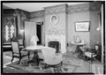 INTERIOR, FRONT PARLOR - Bowen House, Woodstock, Windham County, CT HABS CONN,8-WOOD,1-13.tif
