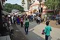 ISKCON Campus Main Gate Area - Bhaktisiddhanta Saraswati Marg - Mayapur - Nadia 2017-08-15 2184.JPG