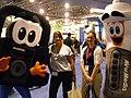 ISTE2011 AVerMedia mascots 20110627.jpg