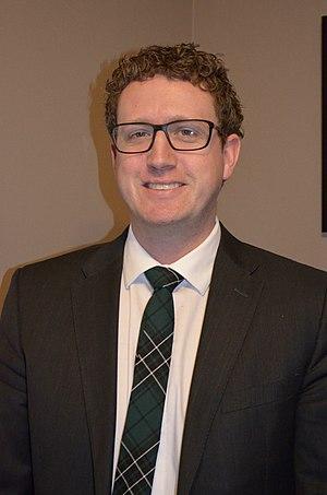 Iain Rankin (politician) - Image: Iain Rankin headshot