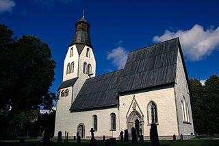 Lye Church Church in Sweden