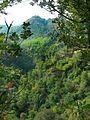 Il castello di Monteu Roero visto da un sentiero nelle Rocche (the Castle of Monteu Roero view from a path in the Rocche) - panoramio.jpg