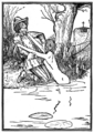 Illustration at page 277 in Grimm's Household Tales (Edwardes, Bell).png