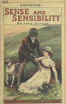 an analysis of a novel sense and sensibility written by jane austen The book jane austen: women, politics, and the novel,  written) book about austen that has appeared  site of care and generosity in sense and sensibility,.