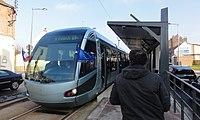 Inauguration de la branche vers Vieux-Condé de la ligne B du tramway de Valenciennes le 13 décembre 2013 (144).JPG