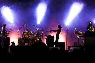 Incubus (band) - Image: Incubus 2012
